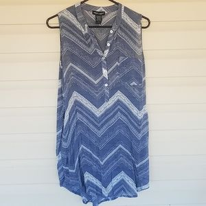 Swimsuit Blue cover up with small pocket dress